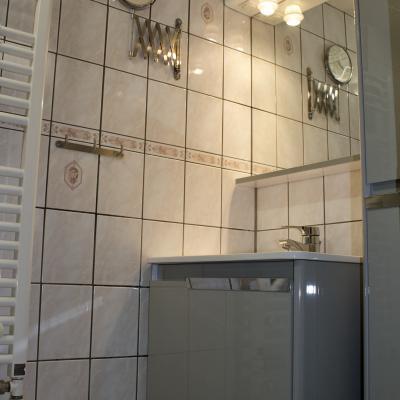 salle d'eau (lavabo)