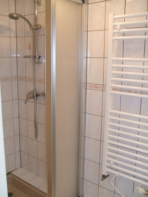 salle d'eau (douche)